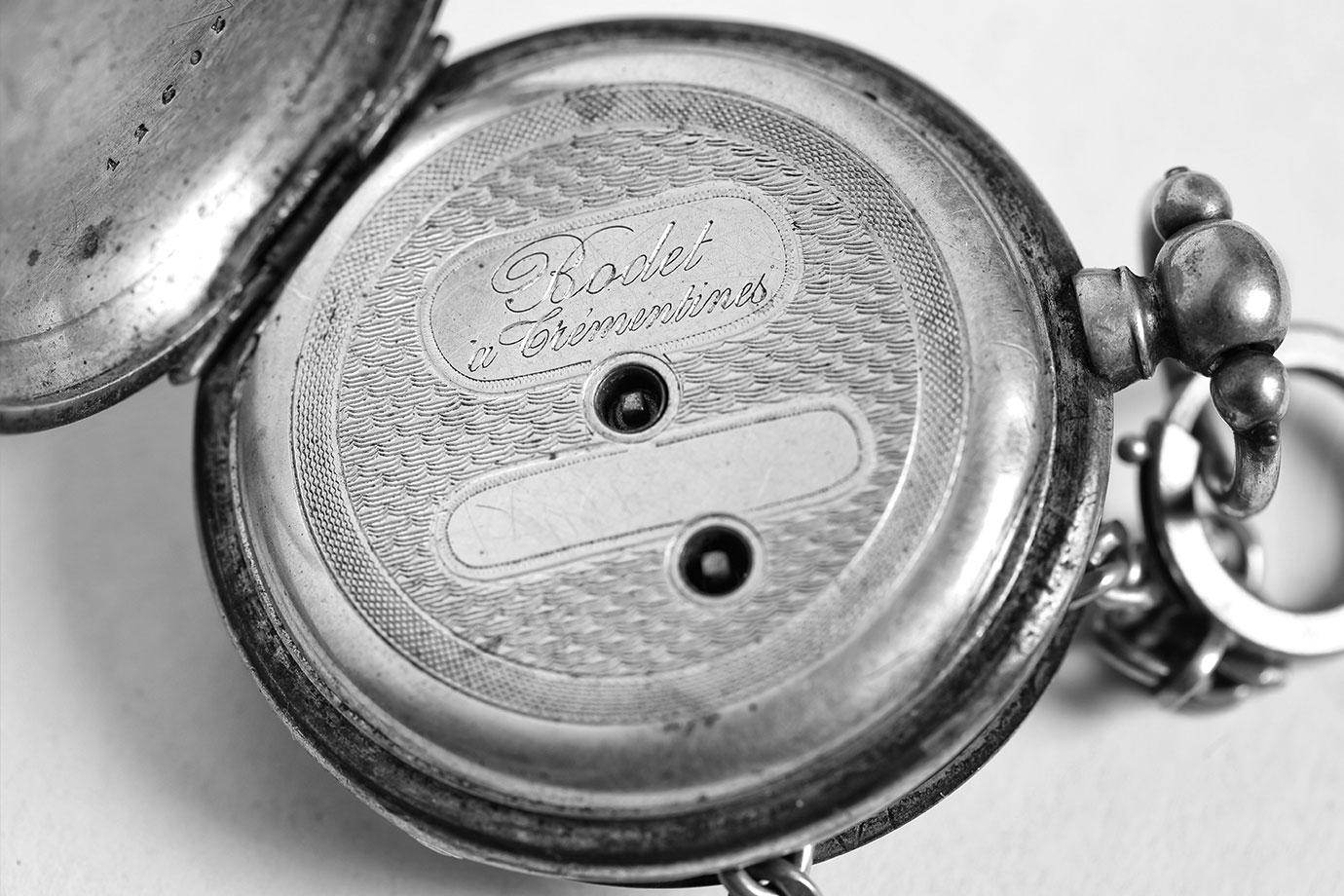 Montre Française automatique pour Homme | Bodet-1868
